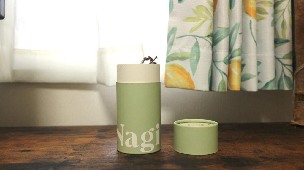 Nagi 給水ショーツ 筒状ケース